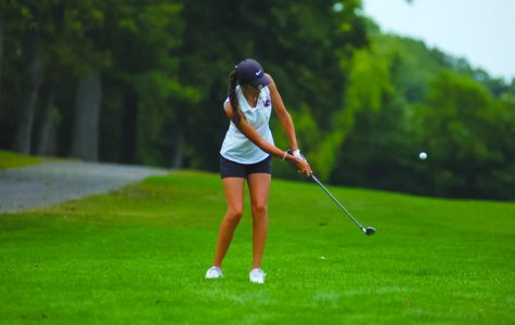 Girls' Golf Places 2nd in OCC Competition