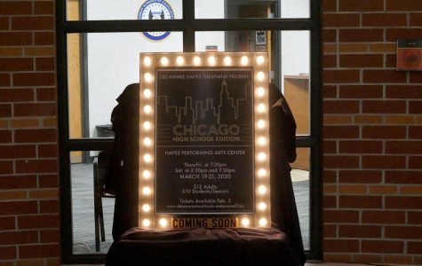 Hayes theater department announces spring musical