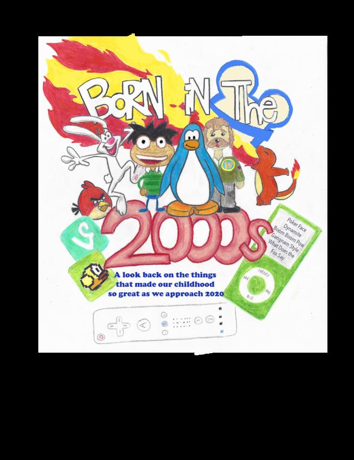 Iconic 2000's items.