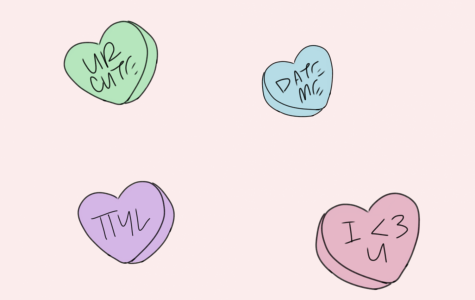 Conversation heart candies deserve more love in return