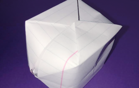How to Fold a Paper