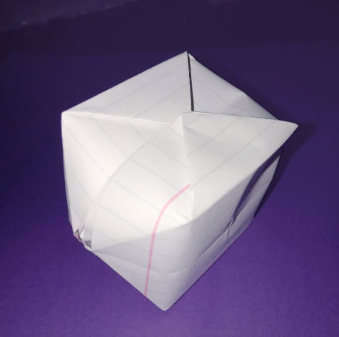 "How to Fold a Paper ""Balloon"""