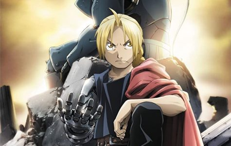 Poster of Fullmetal Alchemist: Brotherhood.