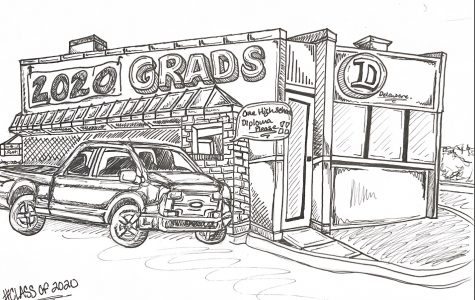 Hayes 2020 graduation to be held in drive-thru format