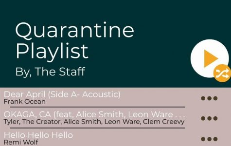 The official Talisman staff quarantine playlist