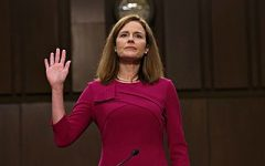 Amy Coney Barrett elected into the Supreme Court