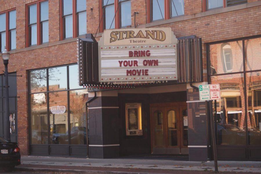 Strand+movie+theatre+marquis
