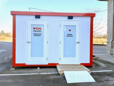 CVS temporary medical facilities