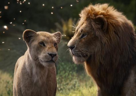 A scene from Disney