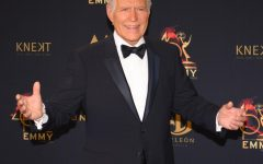 Alex Trebek at 2019 Daytime Emmy Awards.