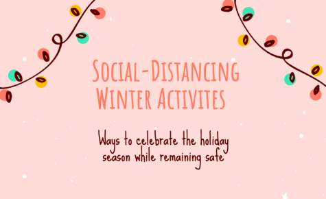 screenshot of social distance graphic title