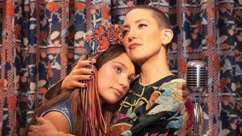 "Actors Maddie Ziegler and Kate Hudson are two stars of the new movie ""Music,"" directed by singer-songwriter Sia.  Sia has faced criticism for casting able-bodied Ziegler in the role of an autistic teen."
