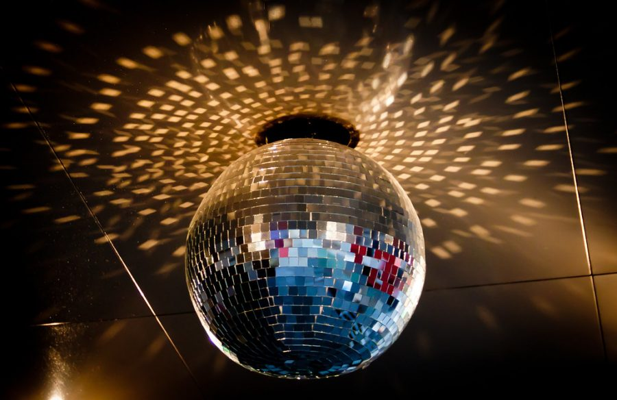 disco ball prom story
