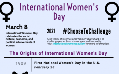 Celebrate International Women's Day on March 8