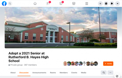 "One way that parents and community members are trying to support the Class of 2021 is by creating a method for people to ""adopt"" seniors and helping them feel celebrated."