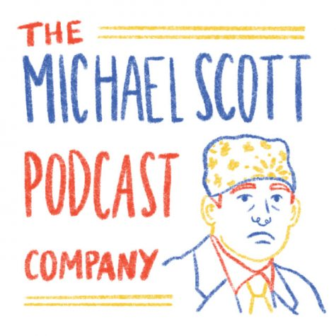 michael scott podcast company