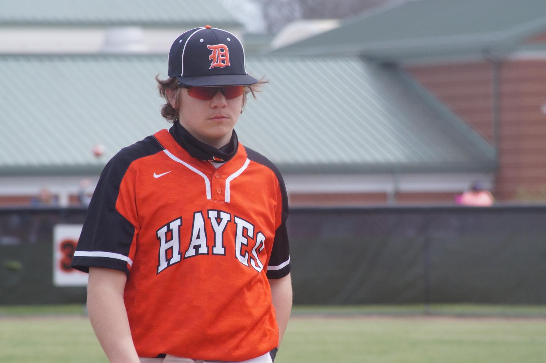 Hayes+baseball+team+defeats+Northridge