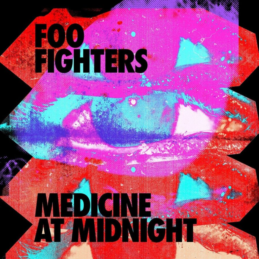 The Foo Fighter's new album