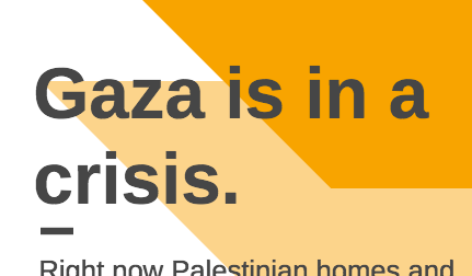 Gaza crisis: whats happening and how you can help