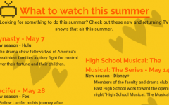 Shows to watch this summer