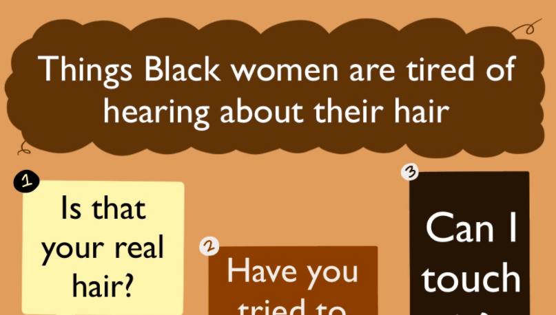 Things Black women are tired of hearing about their hair