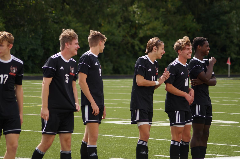 Delaware+Hayes+boys+soccer+defeats+Johnstown+on+senior+night
