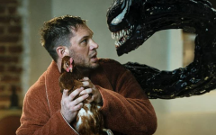 Tom Hardy stars in the new release Venom: Let There Be Carnage. The film lit up the box office during its opening weekend, bringing in $90 million domestically.