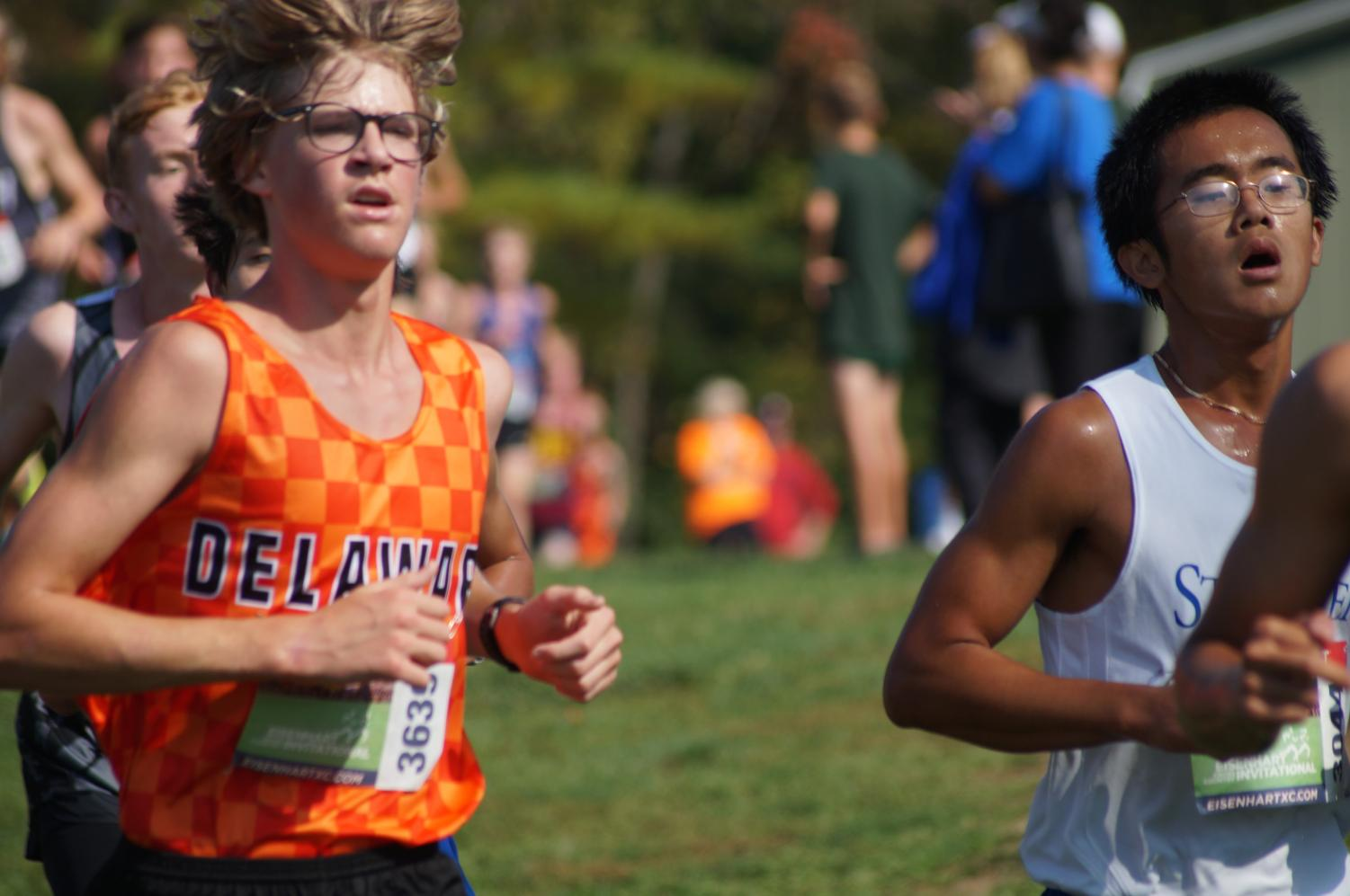 Cross+Country+team+competes+at+Eisenhart+Invitational