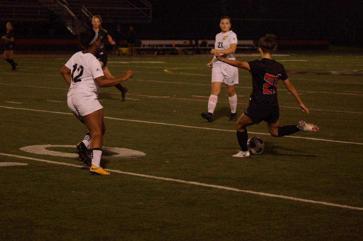 Lady+Pacers+Soccer+wins+big+on+senior+night